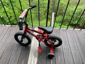 Photo Kids bike - 12 inch - Disney cars