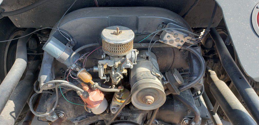 1964 VW Safari Trail Dune Buggy