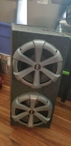 Car Audio Speaker System with AMP for Sale in Jupiter, FL