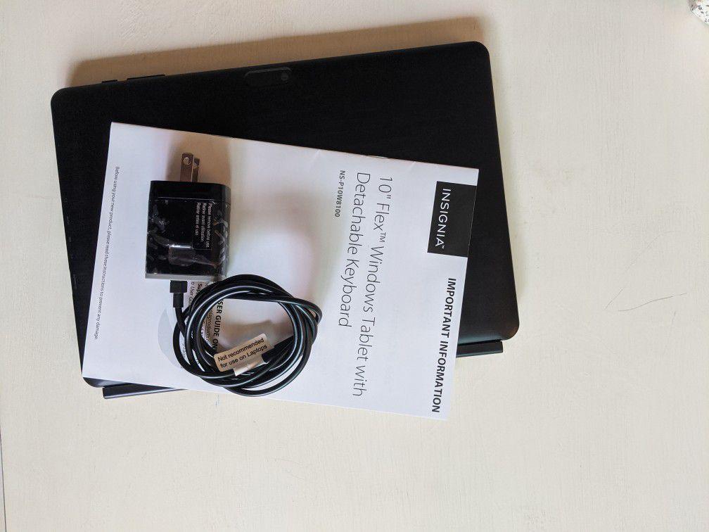 Insignia Flex Chromebook / Tablet 10inch