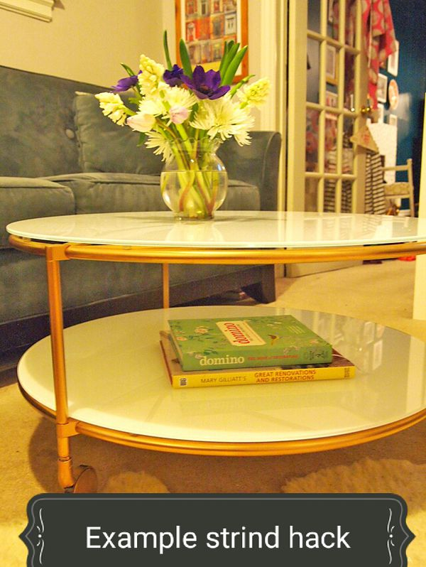 Ikea Strind Coffee Table For Sale In Parkland FL OfferUp - Strind coffee table