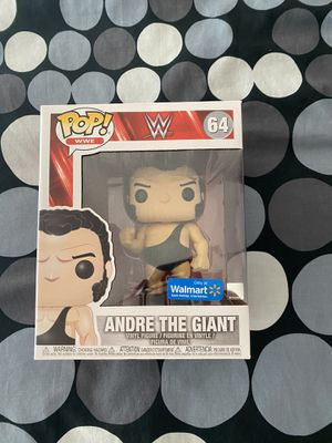 """Photo Funko POP! Andre the Giant- 6""""-WWE- Walmart Exclusive - #64"""
