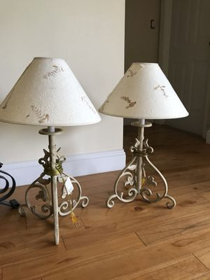 New and used lamp shades for sale in opa locka fl offerup beautiful iron lamps for sale in miami fl aloadofball Image collections