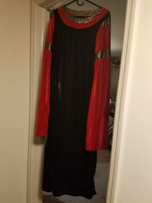 Costume dress - size 14 woman for Sale in Altamonte Springs, FL