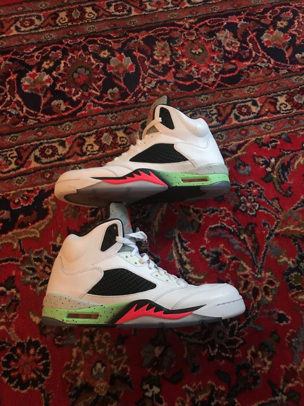 ddfa5f7980f Size 12 Jordan 5 Retro pro stars for Sale in Raleigh, NC - OfferUp