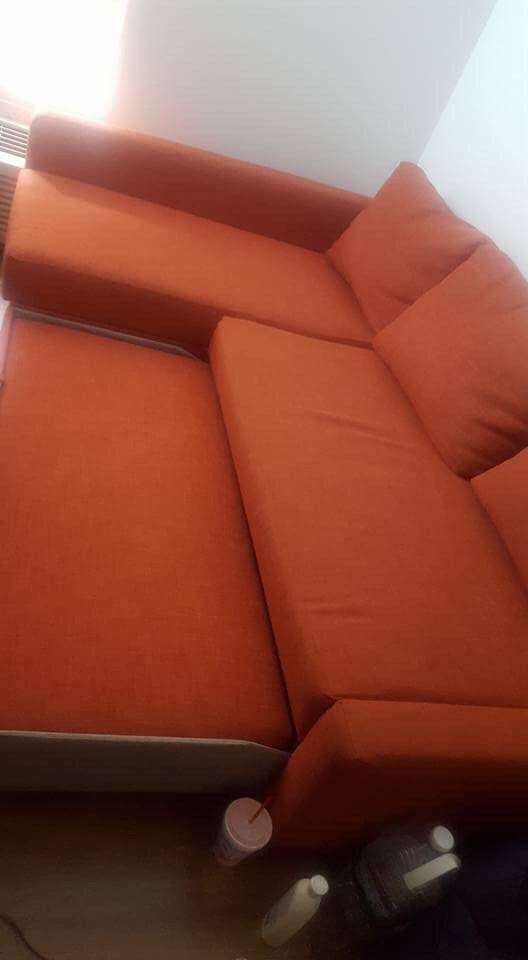 IKEA FRIHETEN Sleeper Sofa (Furniture) in Chicago, IL - OfferUp