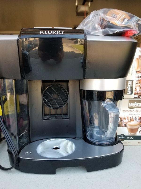 keurig espresso capichino machine for sale in gilbert az offerup