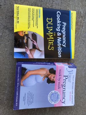 Pregnancy books for Sale in Santa Monica, CA