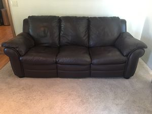 Groovy New And Used Leather Sofas For Sale In Yakima Wa Offerup Ibusinesslaw Wood Chair Design Ideas Ibusinesslaworg
