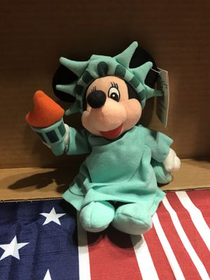Statue of Liberty Minnie mouse bean bag for Sale in Clermont, FL