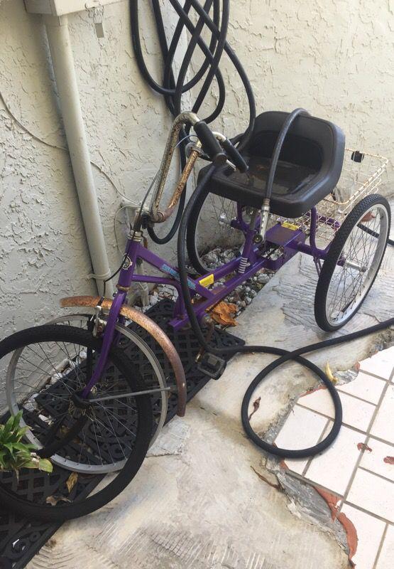 Trailmate Ez Roll Regal Trike For Sale In Tamarac Fl Offerup
