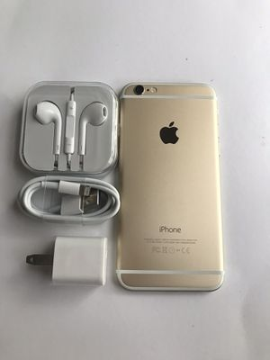 Unlocked iPhone 6, excellent condition for Sale in Falls Church, VA