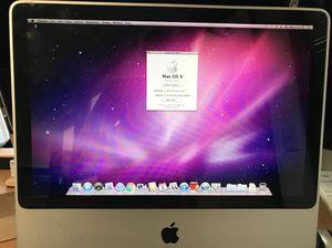 Apple iMac a1224 intel core 2 duo 2GHZ 6GB RAM 250GB for Sale in Kent, WA