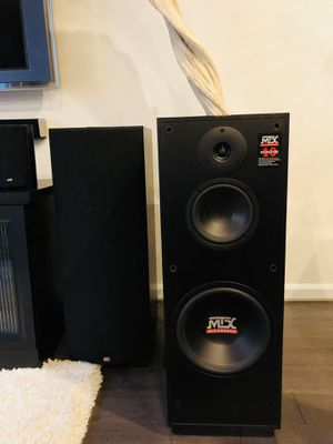 High Quality Floor Speakers for Sale in Washington, DC