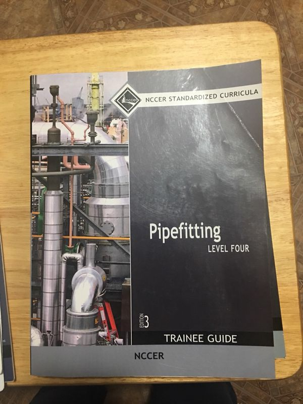 Pipefitting curriculum books (Books & Magazines) in Tulsa, OK - OfferUp