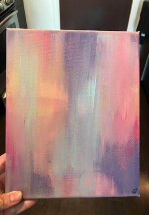 """Smooth Blended Pastel Painting 8x10"""" for Sale in Columbus, OH"""