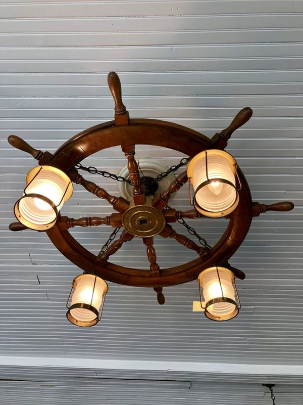 Authentic ships wheel chandelier antiques in neptune city nj authentic ships wheel chandelier antiques in neptune city nj offerup mozeypictures Gallery