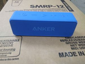 Bluetooth Speaker ANKER like new for Sale in Washington, DC