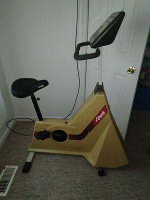 Exercise bike machine for Sale in Crewe, VA