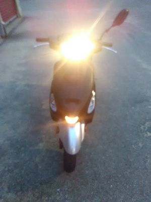 50cc runs drives stops and lights work 450obo for Sale in Boston, MA