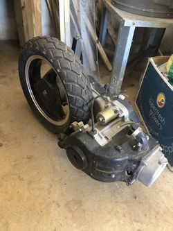 50 cc Scooter Motor And Performance Parts Thumbnail
