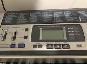 b3ae3b83f81 Casio LK-100 Lighted Keyboard with Accessories for Sale in Hialeah
