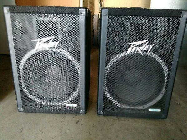 Peavey 115DL Passive Speakers for Sale in Norwalk, CA - OfferUp