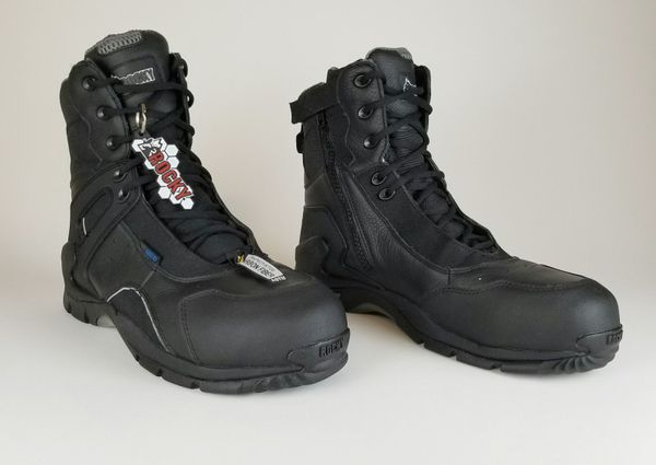 3e699925a10 ROCKY 1ST MED CARBON FIBER TOE BOOTS Size 10.5W for Sale in Saint ...