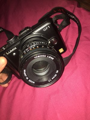 Panasonic Lumix DMC-GF1 for Sale in Silver Spring, MD