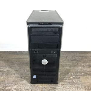 Dell Computer Desktop WiFi Windows 10 Office 2016 Tower Only for Sale in Orlando, FL