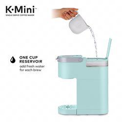 🔥Single Serve K-Cup Pod Coffee Maker, 6 to 12 oz. Brew Sizes 🔥 Thumbnail