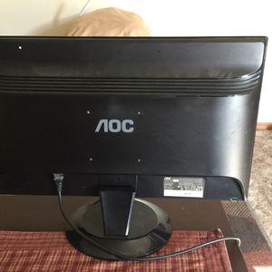 AOC Monitor screen for Sale in Lakewood, WA