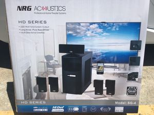 Home theater speaker system for Sale in Chicago, IL