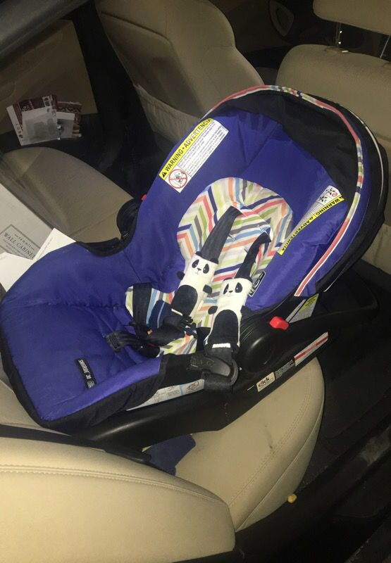 Grace Snugride 30 Car Seat And Stroller Baby Kids In Madison WI