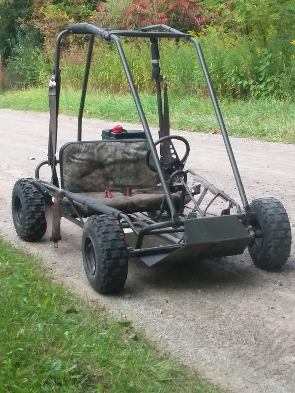 2 seater go kart 195cc tecumseh power sport engine for Sale in Milan, MI -  OfferUp