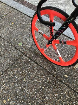 Pink Aerospoke Front Wheel for Sale in Washington, DC
