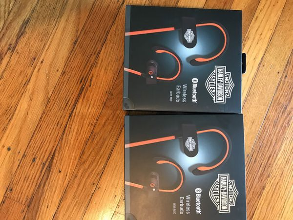 Harley Davidson Bluetooth Wireless Earbuds For Sale In Oakland Ca