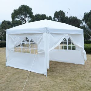 10x10 tent , I used ones still new with that Origen box for Sale in Herndon, VA