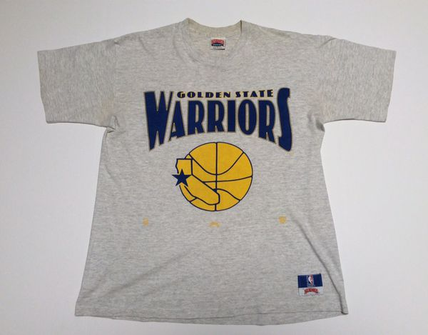 official photos 3d671 70a01 Golden State Warriors Vintage T-Shirt Men's Size XL for Sale ...