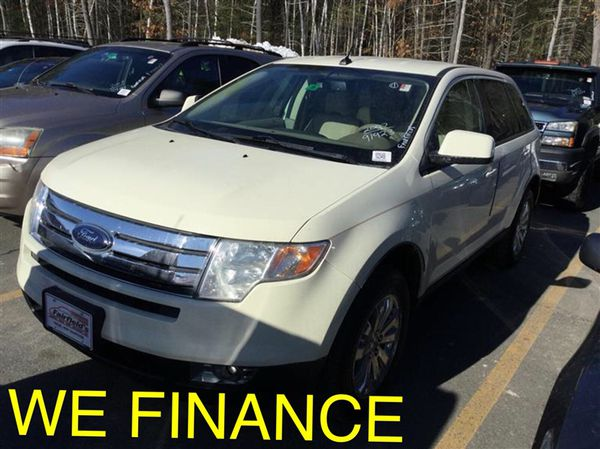 Ford Edge Fully Loaded We Finance Bad Or No Credit Cars Trucks In Hartford Ct Offerup