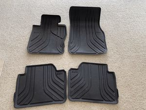 Photo Genuine BMW F30 Floor Mats
