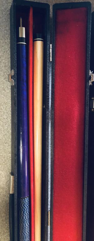 Dave Pearson Pool Cue For Sale In Lynnwood Wa Offerup