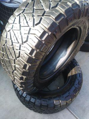 Photo 2 Nitto tires Lt 35x12.50R20