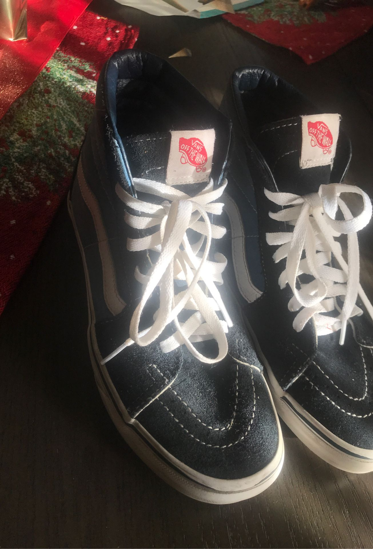 Vans zapatos de niño size 7.0