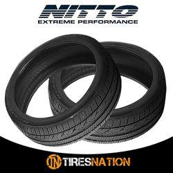 (4) New Nitto NT421Q 255/50/19 107V SUV All-Season Traction Tire Thumbnail