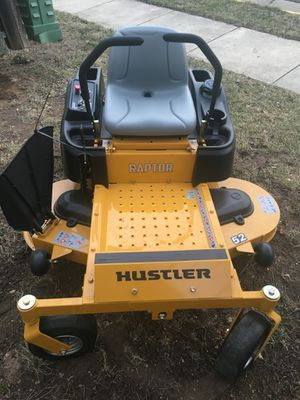 Raptor 23-HP V-twin Dual Hydrostatic 52-in Zero-turn lawn mower for Sale in Washington, DC