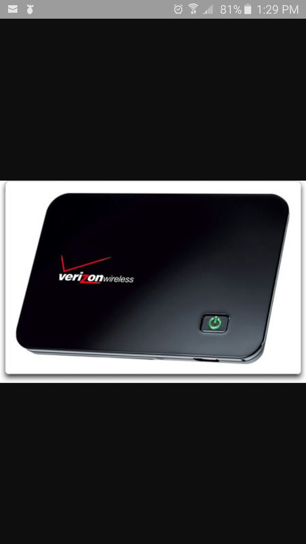 Unlimited Verizon hotspot $5/month for Sale in Mission, TX - OfferUp