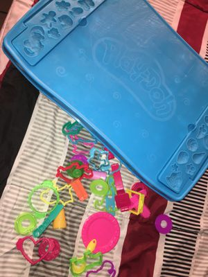 Play doh table with storage for Sale in Fort Belvoir, VA