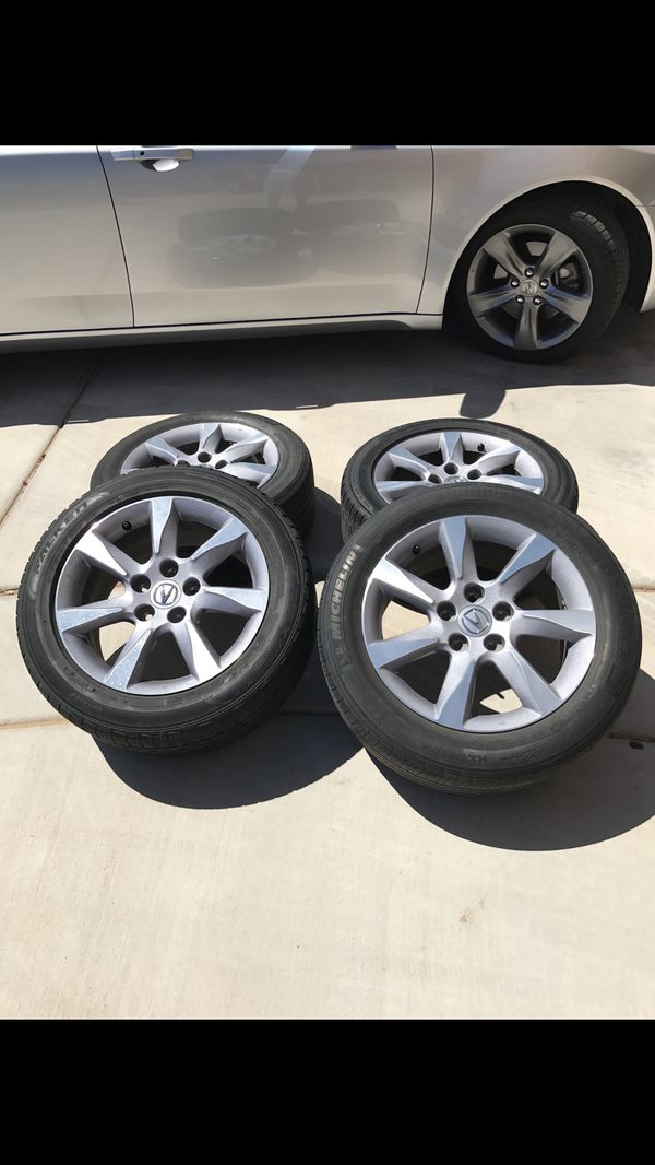 17' Acura TL wheels (Auto Parts) in Yuma, AZ - OfferUp on