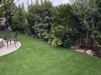 Artificial turf 15x10 size brand new grass $300 price firm 👈🏿👈🏿👈🏿👈🏿 Thumbnail